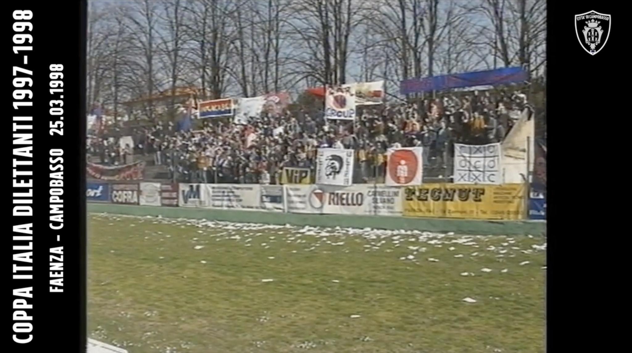 campobasso calcio finale coppa italia faenza