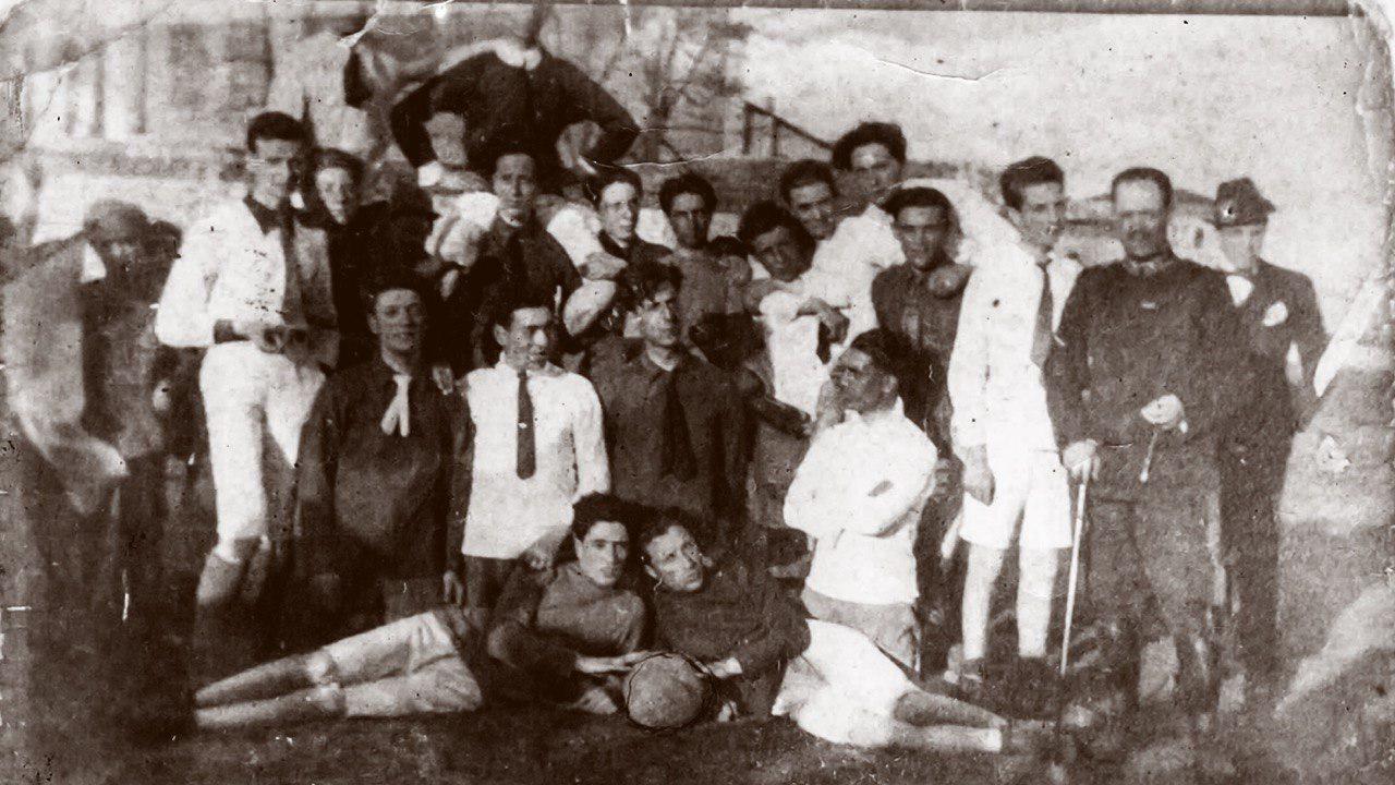 campobasso calcio prima squadra 1919
