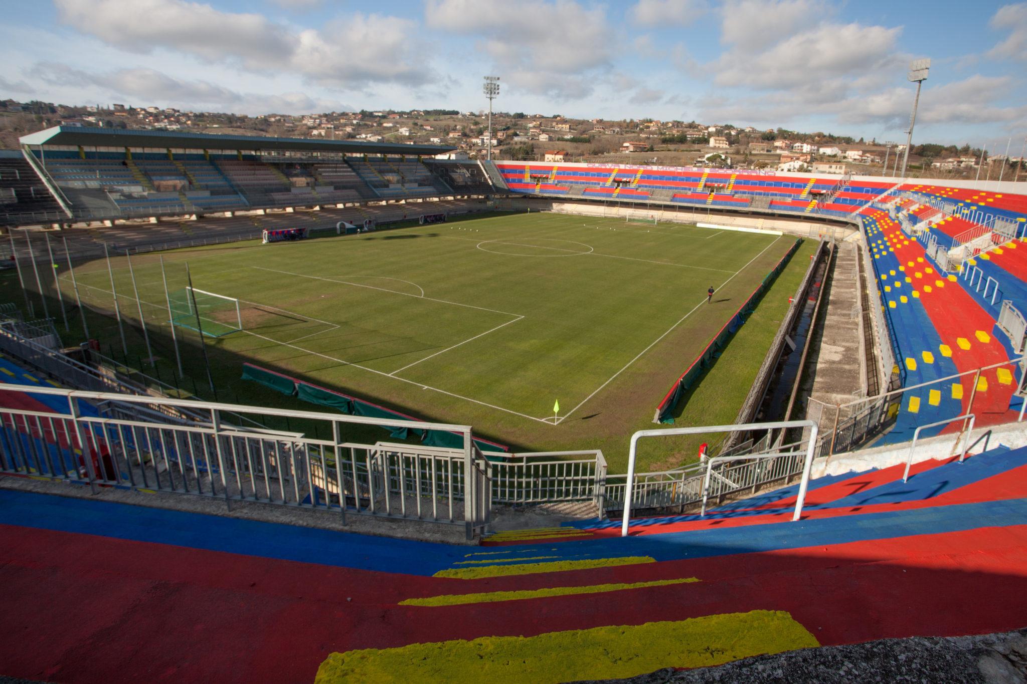 stadio nuovo romagnoli