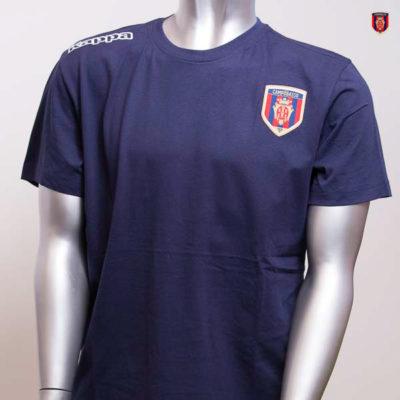 t-shirt campobasso blu